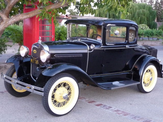 1931 ford model a five window coupe super nice original for 1931 ford model a 5 window coupe