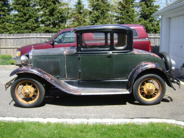 1931 Ford Model A standard