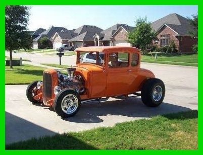 1931 Ford Model A Street Coupe