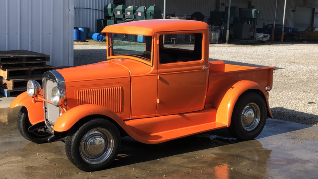 Turbo 350 Transmission For Sale >> 1931 Ford Pickup Truck Small Block Chevy Turbo 350