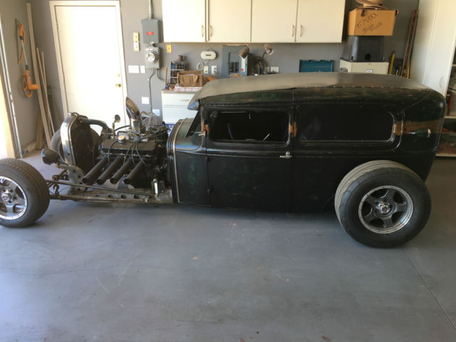 1931 Ford 1931 Sedan Rat Rod Model A