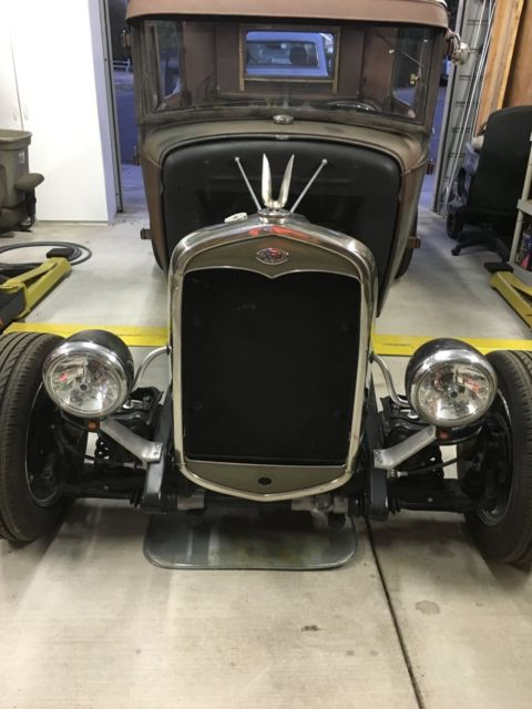 1931 Ford 1931 Tudor Sedan Rat Rod