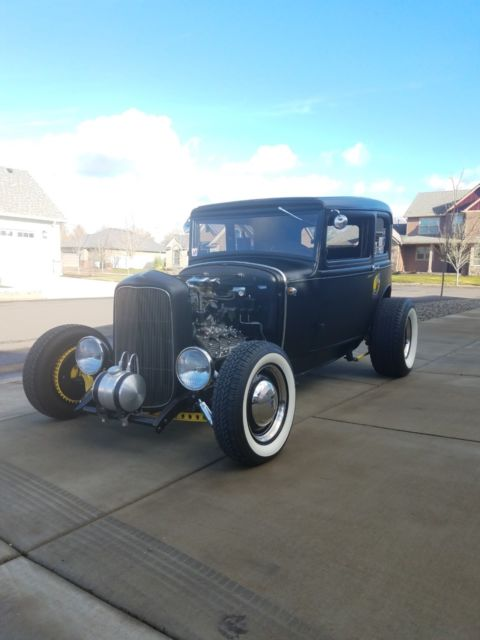 1931 Ford Model A Victoria Hot Rod
