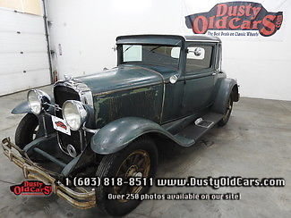 1931 Buick Other Runs Drives Body Interior VGood Golf Door