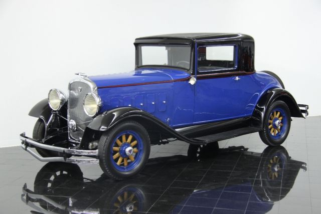 1931 Other Makes Hudson 8 Coupe