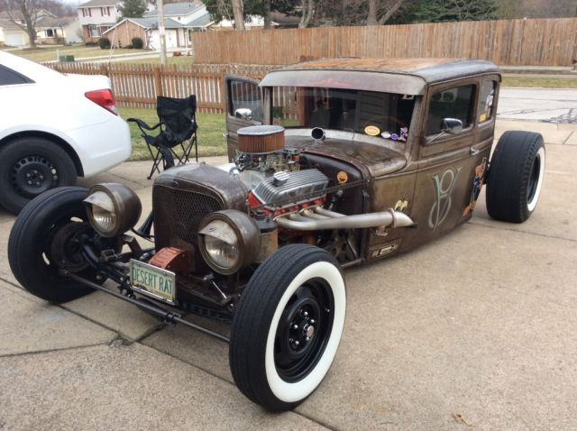 1931 Ford Other Pickups STREETROD