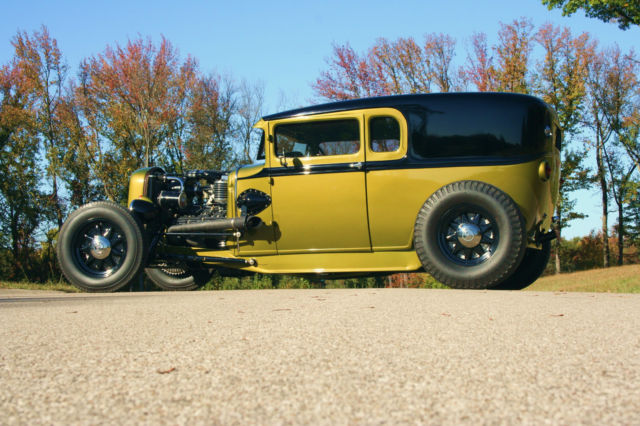 1931 Ford Model A CUSTOM WAGON