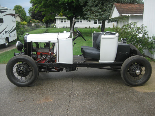 1931 Model A Ford Hot Rod Sdster 4 Banger Hill Climb Race Car Trog