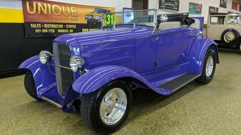 1931 Ford Model A Roadster Street Rod