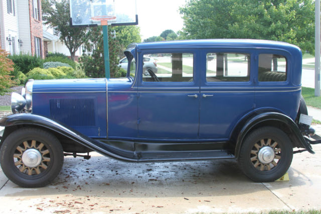 1931 Oldsmobile Other Sedan