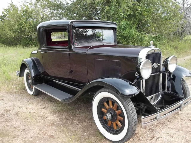 1931 Oldsmobile Coupe