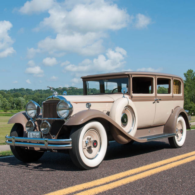 1931 Other Makes Packard 845 Deluxe Eight