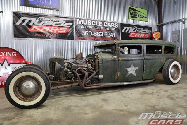 1931 Plymouth Other