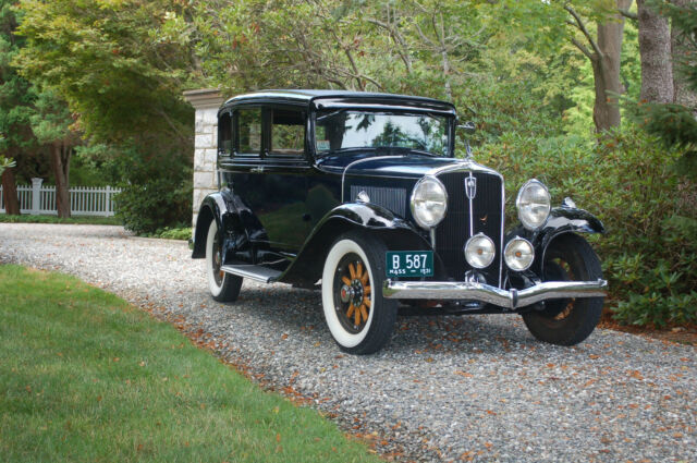 1931 Studebaker Commander Model 70