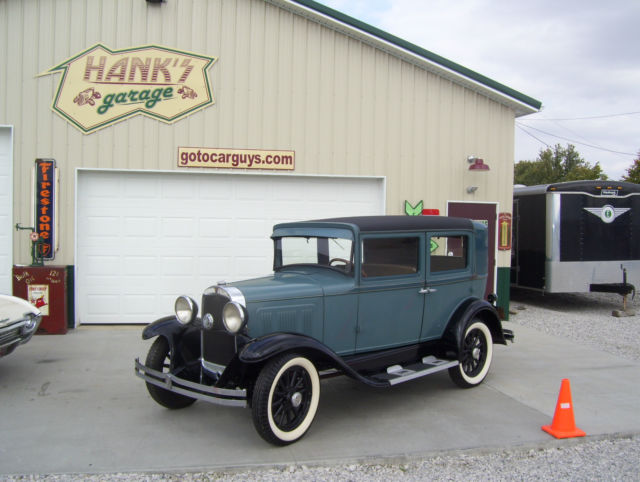 1931 Ford Model A WILLYS OVERLAND WHIPPET