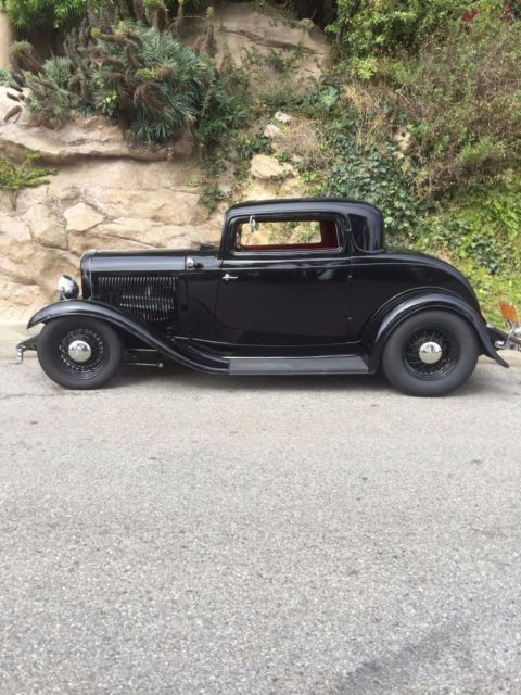 1932 Ford Other Three Window Coupe