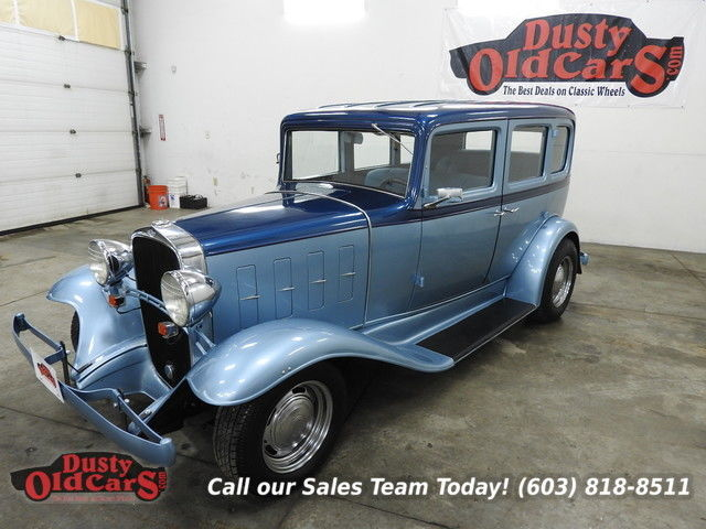 1932 Chevrolet Streetrod Runs Drives Body Inter VGood 350V8Auto