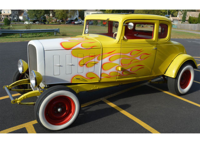 1932 chevrolet 5 window coupe hot rod rat rod driver for 1932 chevy 5 window coupe