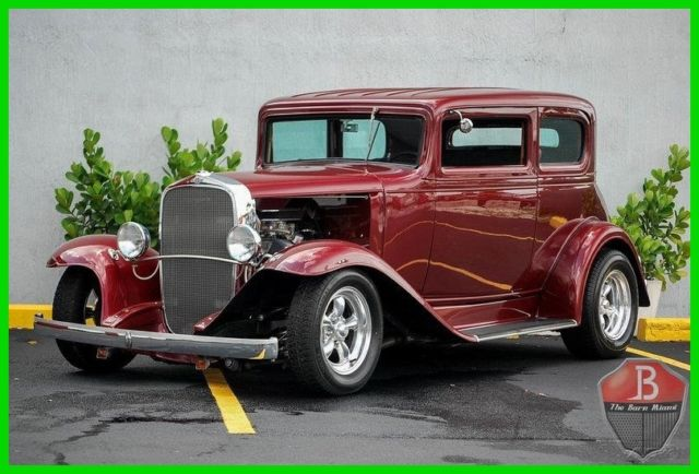 Miami Used Chevrolet >> 1932 Chevrolet Custom Street Rod Coupe V8 350 Chevy Hot Rod Automatic Florida for sale: photos ...