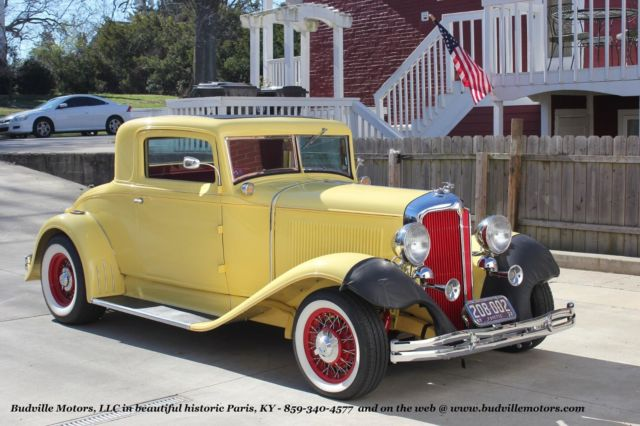 1932 Chrysler Other