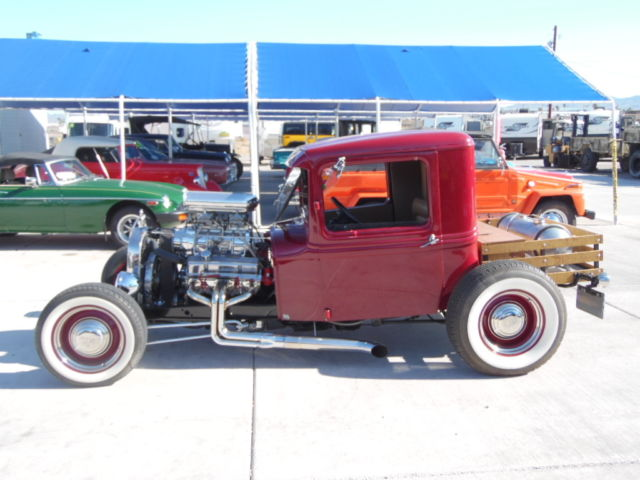 1932 Ford T-Bucket Custom