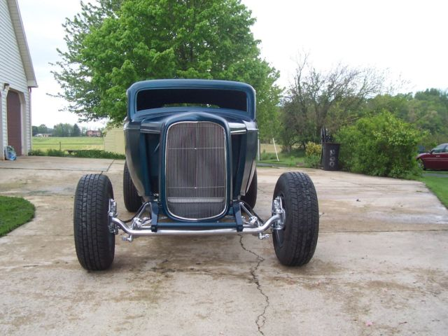 1932 Ford Other 3 Window Glass coupe