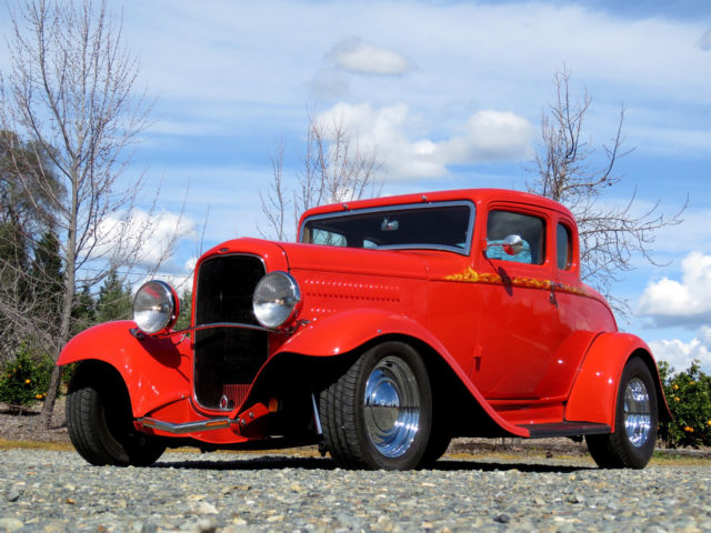 1932 Ford Other 5-Window Coupe