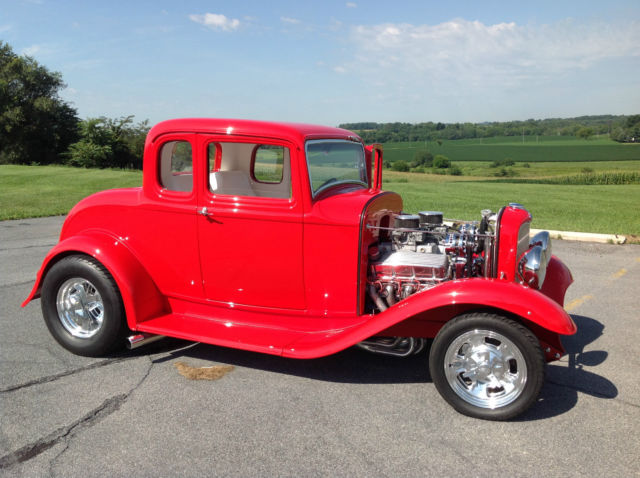 1932 Ford 5 Window 1932