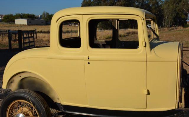 1932 Ford 5 Window Coupe Body Deuce Hot Rod 5W