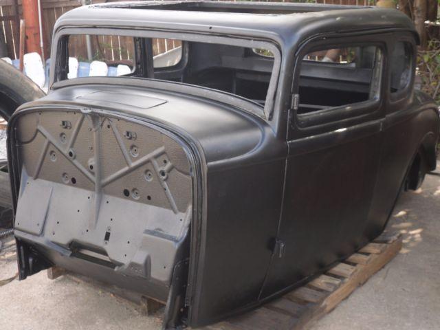 1932 Ford 5 Window Coupe Project Rat Rod American Graffiti