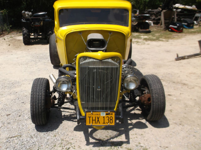 1932 Ford Other American Graffiti w 2