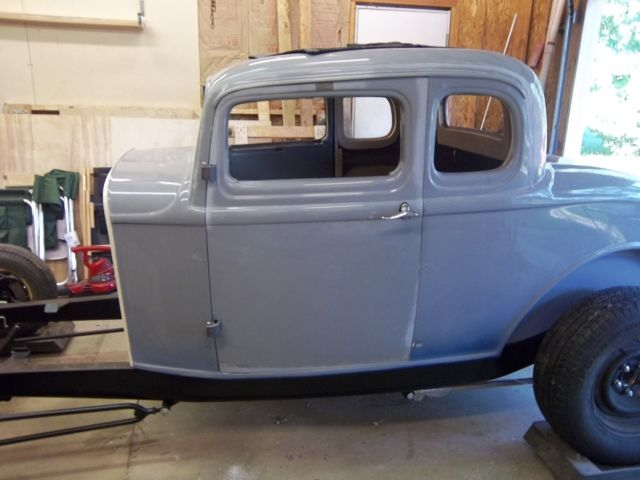 1932 Ford 1932 5 WINDOW HOT ROD RAT ROD