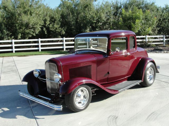 1932 ford 5w coupe all henry ford steel for sale photos technic. Cars Review. Best American Auto & Cars Review