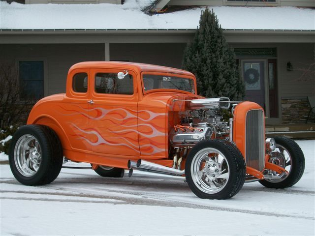 1932 Ford Other STEEL 5 WINDOW COUPE