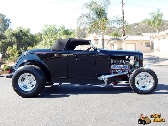 1932 Ford Other B2 Roadster Steel Hot Rod