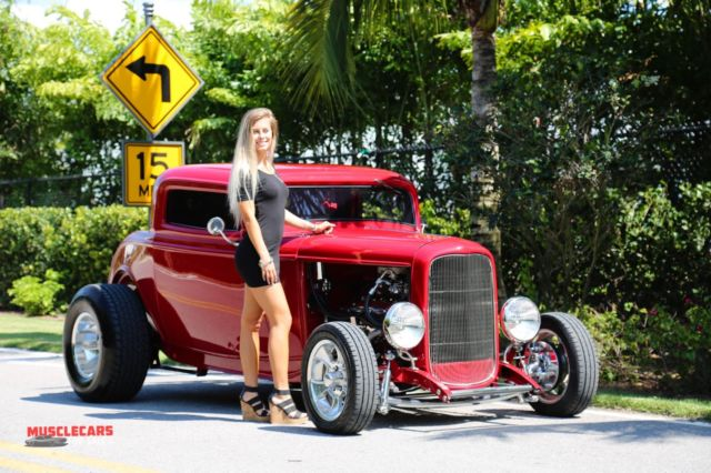 1932 Ford Coupe Beautiful Hot Rod