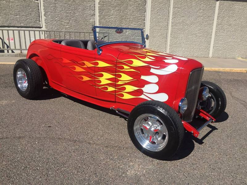 1932 Ford Coupe Roadster