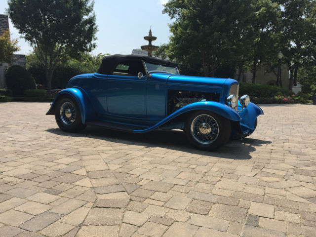 Ford Dearborn Deuce Roadster Full Steel Body Ford Racing L Coyote Engine on Ford Flathead V8 Crate Engine For Sale