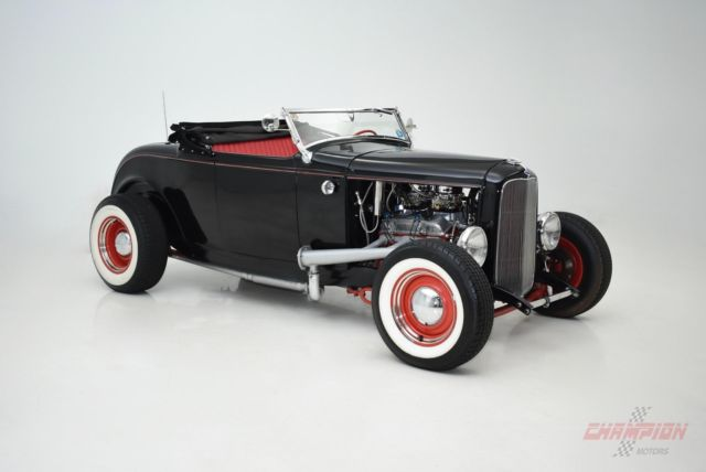 1932 Ford DEUCE HOT ROD CONVERTIBLE --