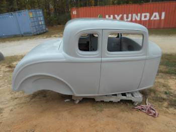 1932 Ford Other New grill shell