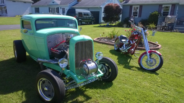 1932 Ford Other deuce