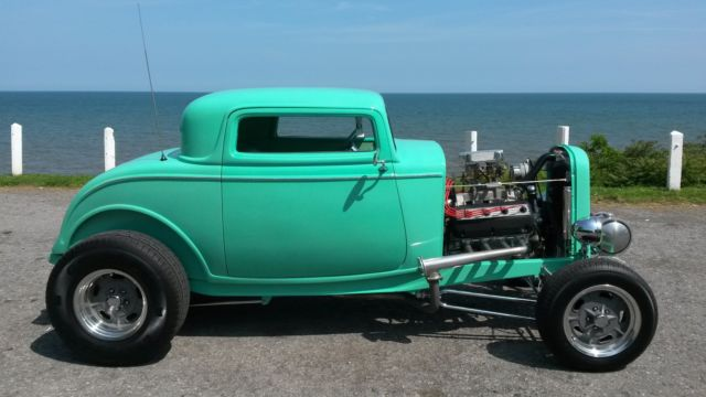 1932 ford hemi deuce coupe swap 32 33 34 coupe willys hotrod streetrod prostreet for sale. Black Bedroom Furniture Sets. Home Design Ideas