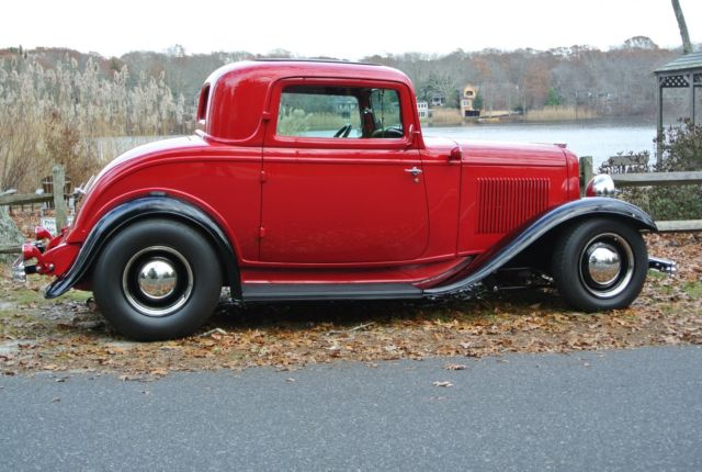 1932 Red Ford Other