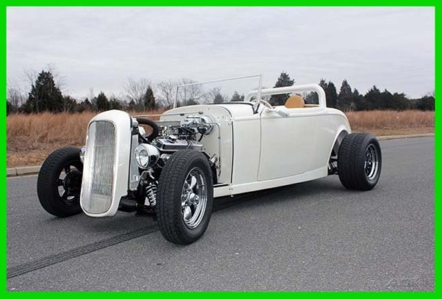 1932 Ford Model A 1932 Ford Model A, Glass Body Street rod