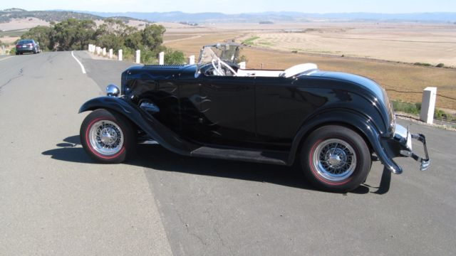 1932 Ford B roadster