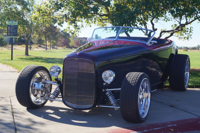 1932 Ford Roadster #5 of 10 Built