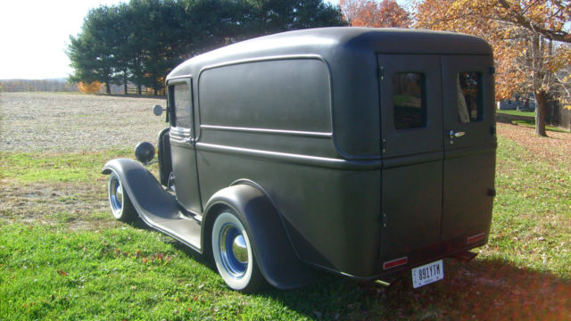 Ford Panel Delivery on 1948 Ford Truck Vin Number Location