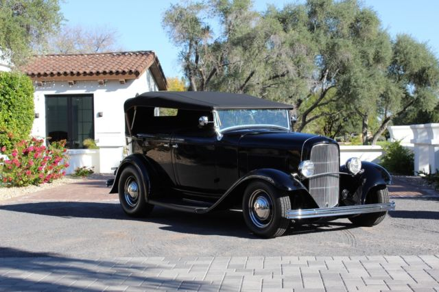 1932 Ford Phaeton McCulloch Supercharged Flathead for sale