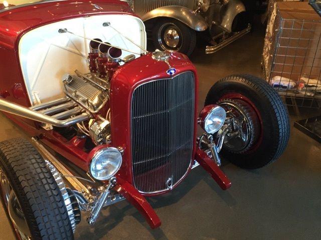 1932 FORD ROADSTER ALL STEEL HIBOY BROOKVILLE ROADSTER