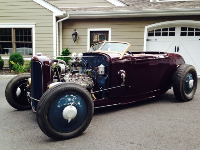 1932 ford roadster built by jesse james amp austin speed shop crew for sale photos technical